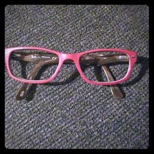 Ray Ban ophthalmic glasses